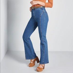 ModCloth Melrose Flare Jeans